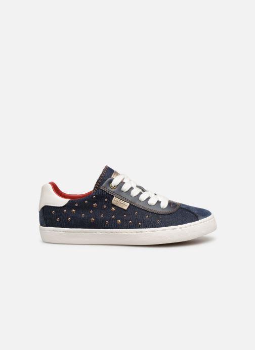 Sneakers Geox J Kilwi Girl J92D5A Blauw achterkant
