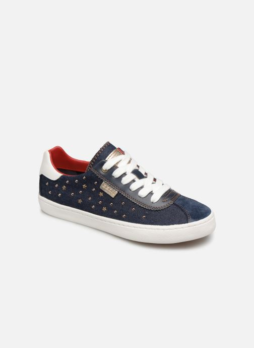 Trainers Geox J Kilwi Girl J92D5A Blue detailed view/ Pair view