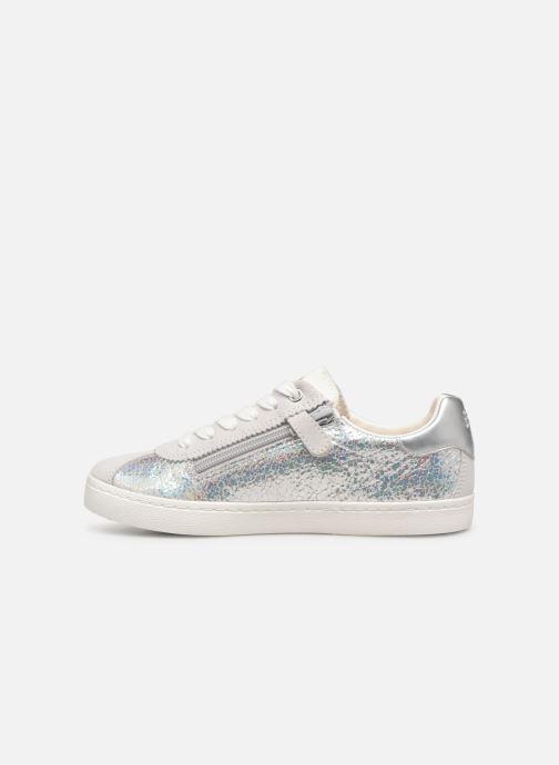 Sneakers Geox J Kilwi Girl J92D5A Grijs voorkant