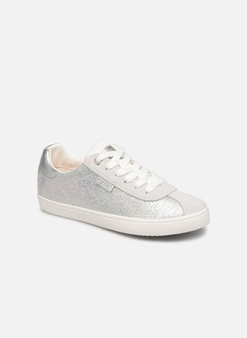 Sneakers Geox J Kilwi Girl J92D5A Grijs detail