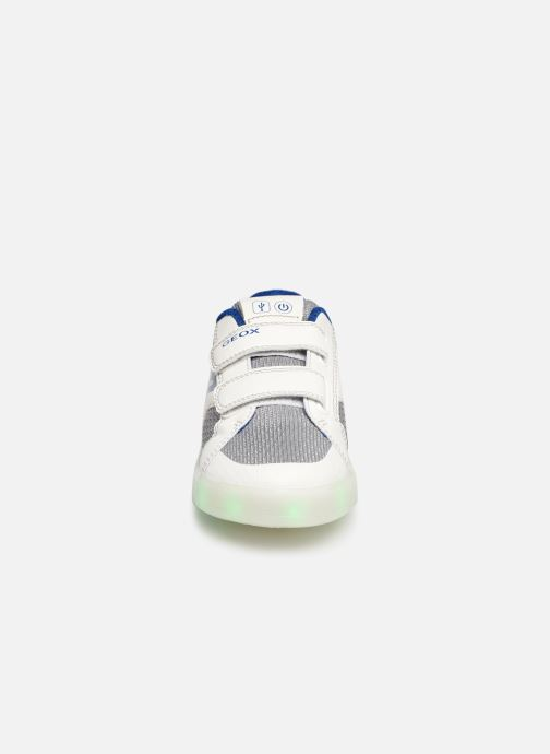 Sneakers Geox J Kommodor Boy J925PA Grijs model