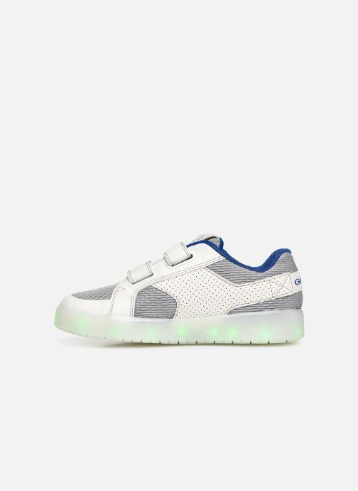 Sneakers Geox J Kommodor Boy J925PA Grijs voorkant