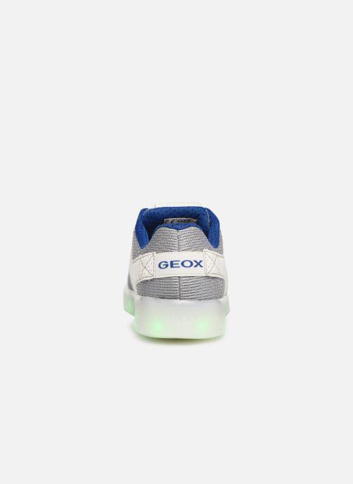 Sneakers Geox J Kommodor Boy J925PA Grijs rechts