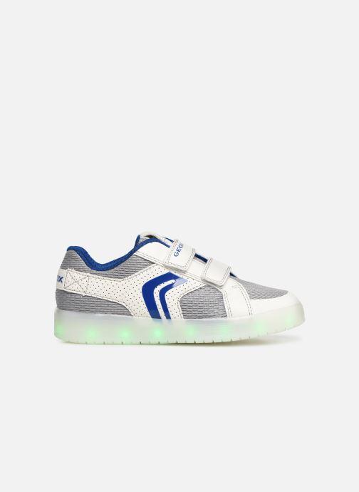 Sneakers Geox J Kommodor Boy J925PA Grijs achterkant