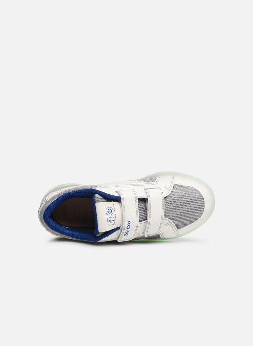Sneakers Geox J Kommodor Boy J925PA Grijs links