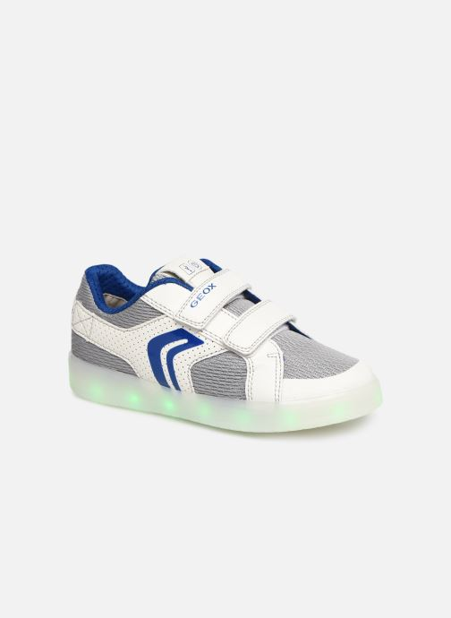 Sneakers Geox J Kommodor Boy J925PA Grijs detail