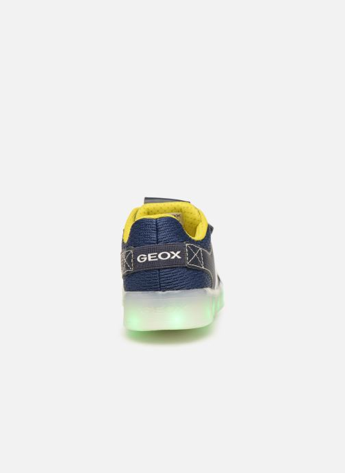 Sneakers Geox J Kommodor Boy J925PA Blauw rechts