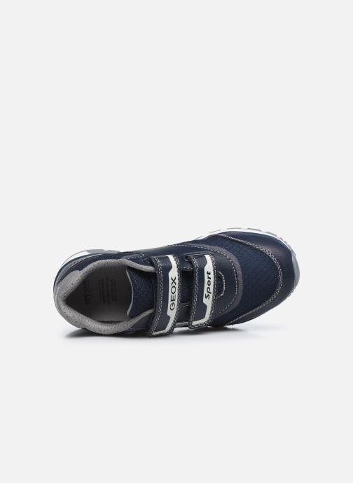 Geox J Pavel J9215A (blau) Sneaker bei (451322) lgSCh