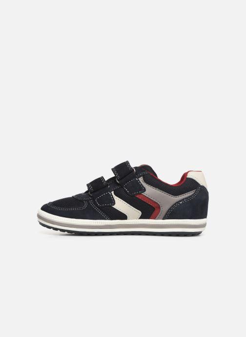 Sneakers Geox Jr Vita J92A4A Blauw voorkant