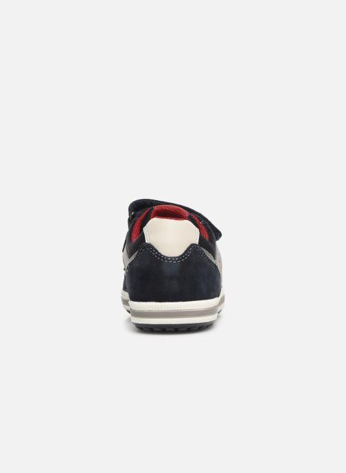 Sneakers Geox Jr Vita J92A4A Blauw rechts