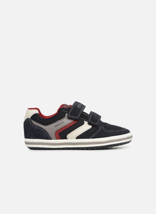 Sneakers Geox Jr Vita J92A4A Blauw achterkant