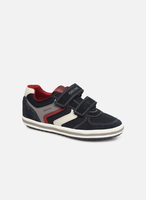 Sneakers Geox Jr Vita J92A4A Blauw detail