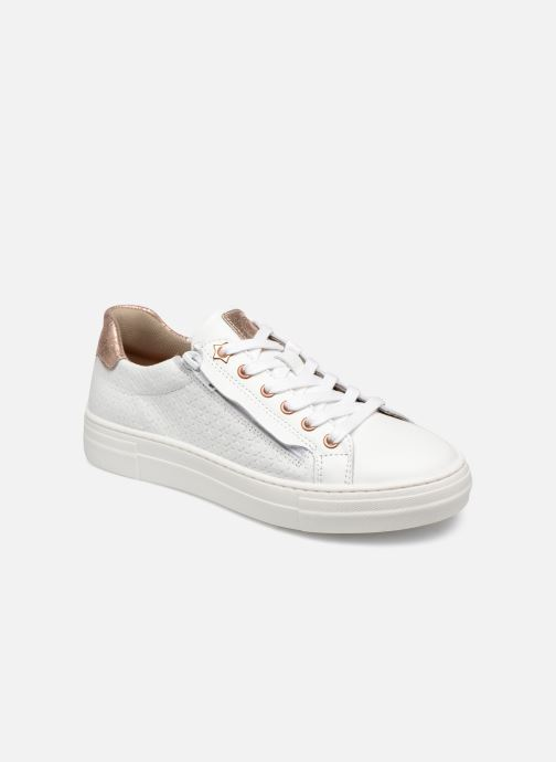 Trainers Bullboxer Melania White detailed view/ Pair view