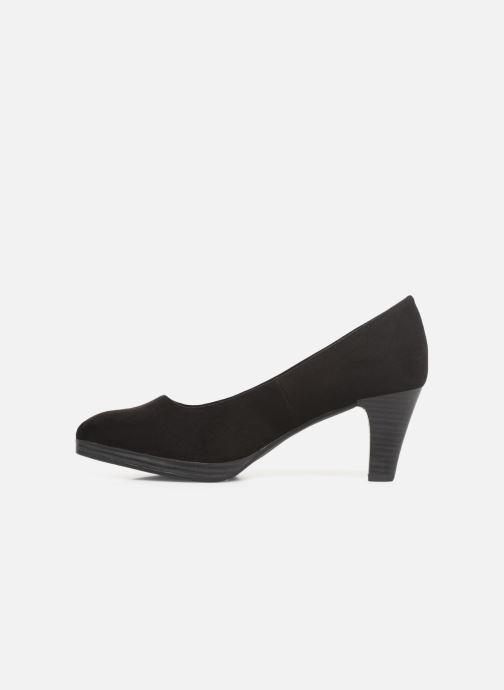 High heels Marco Tozzi Tika Black front view