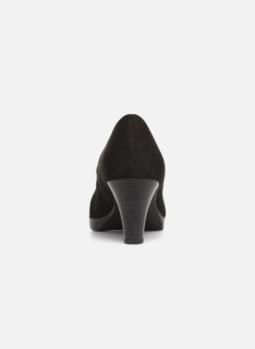 High heels Marco Tozzi Tika Black view from the right
