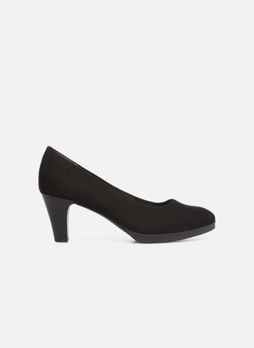 High heels Marco Tozzi Tika Black back view