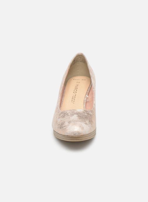 Escarpins Marco Tozzi Tika Rose vue portées chaussures