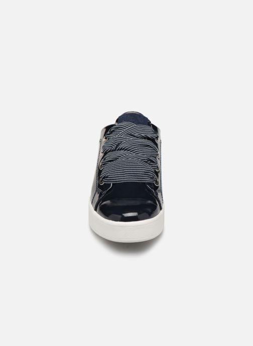 Baskets Marco Tozzi Lita Bleu vue portées chaussures