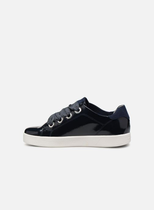 Trainers Marco Tozzi Lita Blue front view