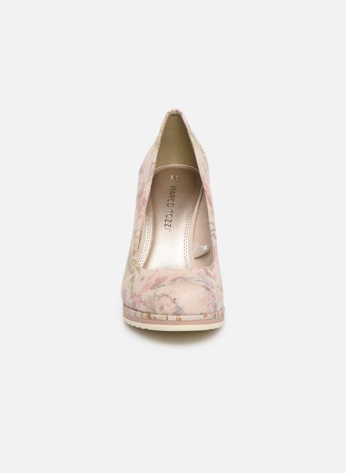 Escarpins Marco Tozzi Melis Beige vue portées chaussures
