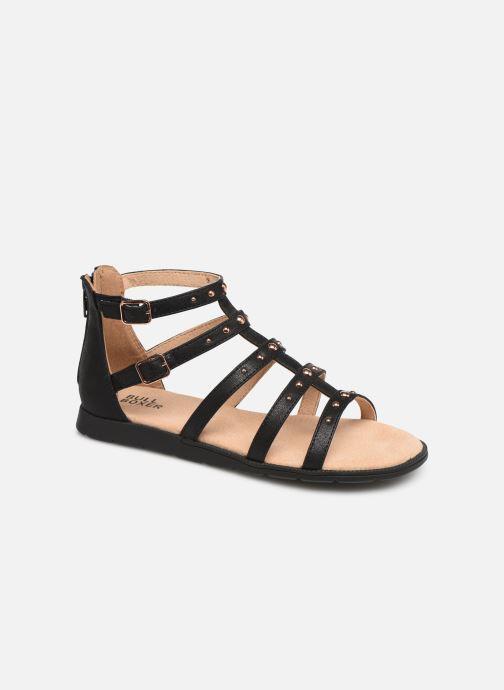 Sandales et nu-pieds Bullboxer Julia Noir vue détail/paire