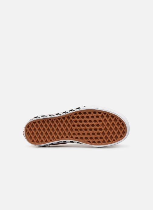Sneakers Vans Old Skool K Rosso immagine dall'alto