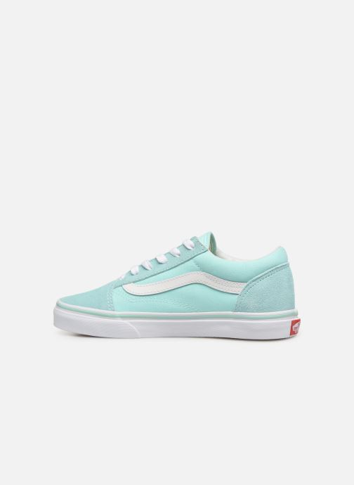 Sneaker Vans Old Skool K blau ansicht von vorne
