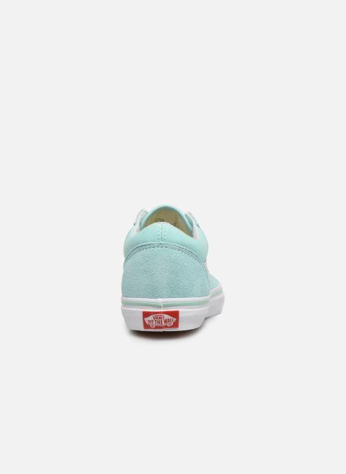 Sneakers Vans Old Skool K Blå Bild från höger sidan