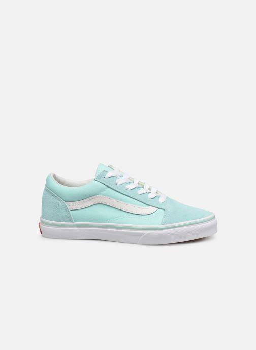 Sneaker Vans Old Skool K blau ansicht von hinten