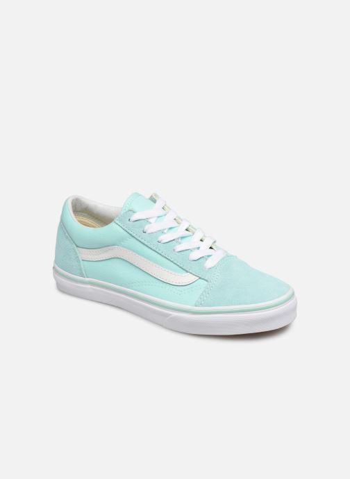 Sneaker Vans Old Skool K blau detaillierte ansicht/modell