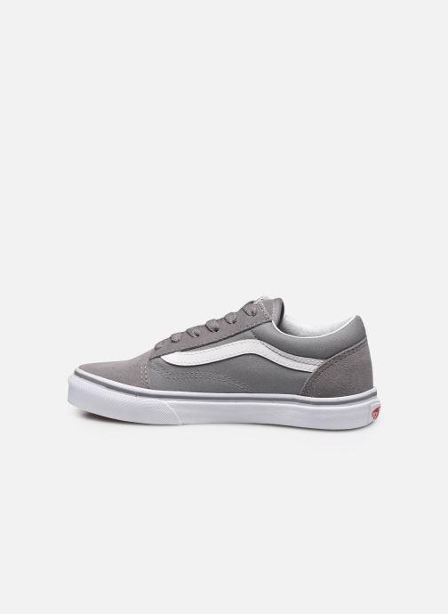 Sneakers Vans Old Skool K Grijs voorkant