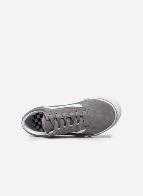 Sneakers Vans Old Skool K Grijs links