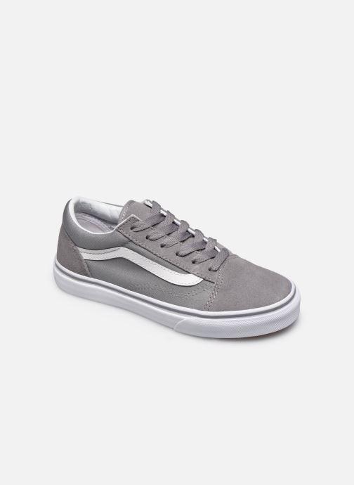 Sneakers Vans Old Skool K Grijs detail