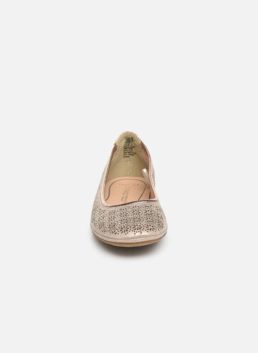 Ballerines Marco Tozzi Beya Rose vue portées chaussures