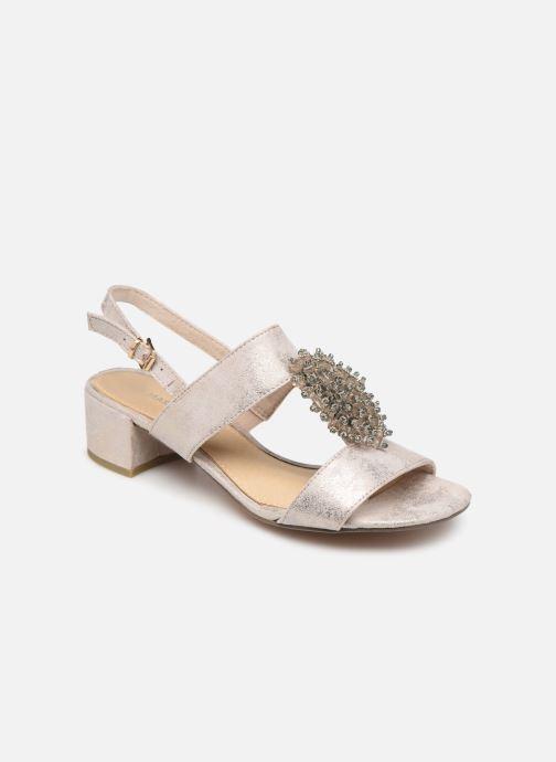 Sandales et nu-pieds Marco Tozzi Elya Gris vue détail/paire