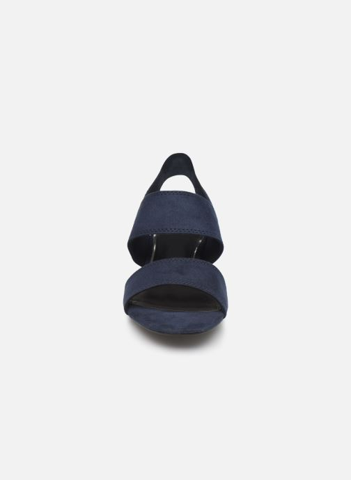 Sandales et nu-pieds Marco Tozzi Elicia Bleu vue portées chaussures