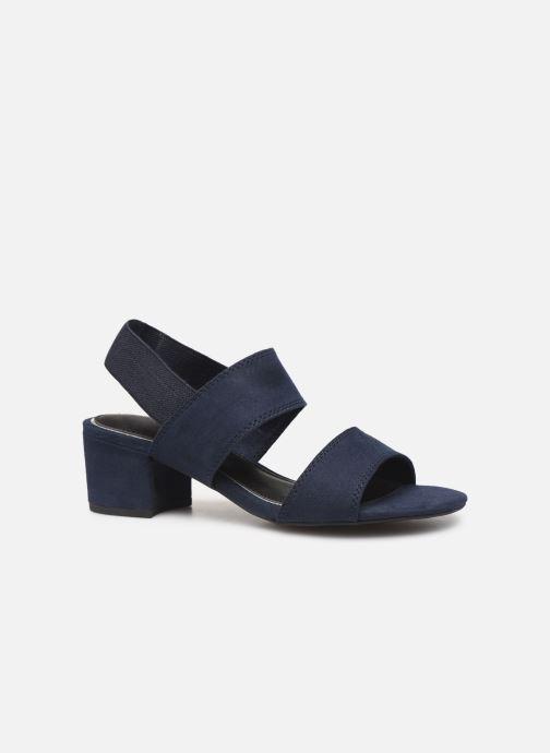 Sandales et nu-pieds Marco Tozzi Elicia Bleu vue derrière