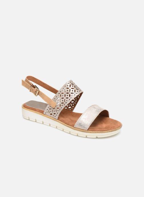 Sandali e scarpe aperte Marco Tozzi Leolia Grigio vedi dettaglio/paio