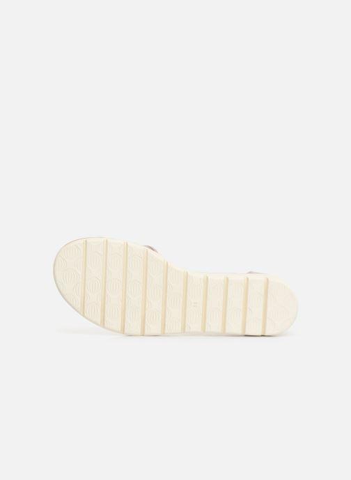 Sandales et nu-pieds Marco Tozzi Sueli Rose vue haut