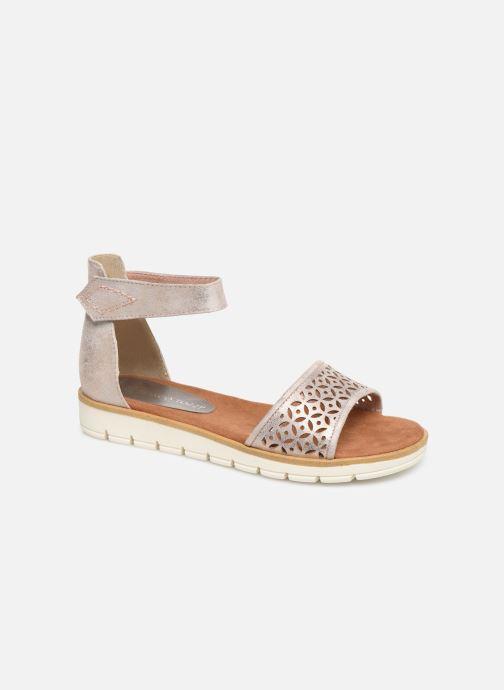Sandales et nu-pieds Marco Tozzi Sueli Rose vue détail/paire