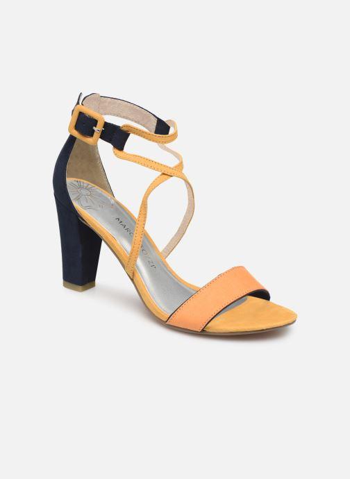 Sandales et nu-pieds Marco Tozzi Orfee Jaune vue détail/paire