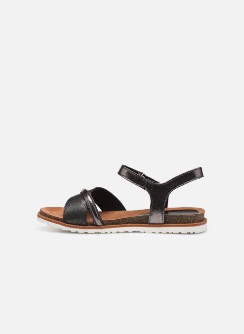 Sandales et nu-pieds Marco Tozzi Idil Multicolore vue face
