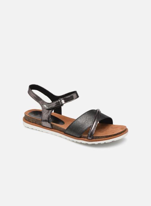Sandales et nu-pieds Marco Tozzi Idil Multicolore vue détail/paire