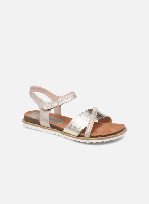 Sandali e scarpe aperte Marco Tozzi Idil Beige vedi dettaglio/paio