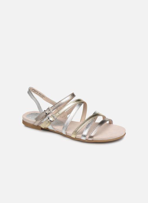 Sandales et nu-pieds Marco Tozzi Allis Argent vue détail/paire