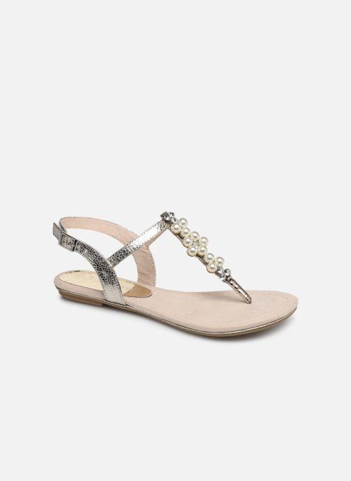Sandales et nu-pieds Marco Tozzi Mirna Argent vue détail/paire