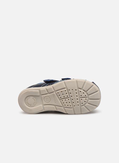 Sandales et nu-pieds Geox B Kaytan B9250B Bleu vue haut