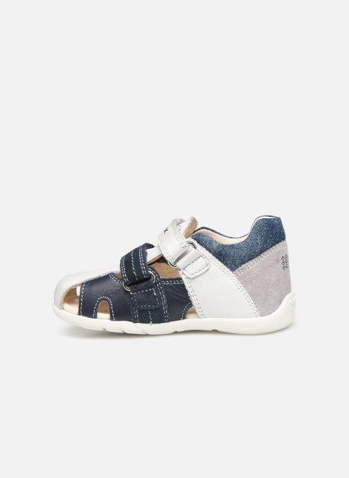 Sandales et nu-pieds Geox B Kaytan B9250B Bleu vue face