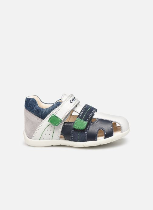 Sandales et nu-pieds Geox B Kaytan B9250B Bleu vue derrière