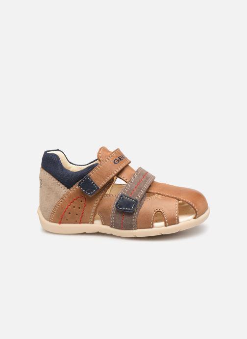 Sandales et nu-pieds Geox B Kaytan B9250B Marron vue derrière